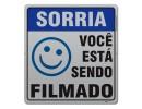 SORRIA VOCÊ ESTA SENDO FILMADO