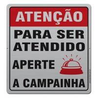 AL - 2008 - ATENÇÃO - PARA SER ATENDIDO APERTE A CAMPAINHA