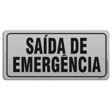 AL - 1042 - SAÍDA DE EMERGÊNCIA