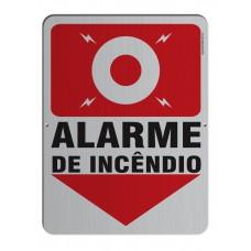 AL - 3001 - Alarme de Incêndio