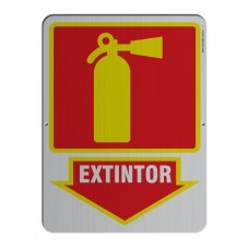 AL - 3003 - Extintor