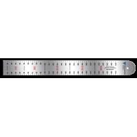 Régua Modelo 30cm - Consistência do Concreto