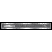 Régua de Aço Inox 20cm